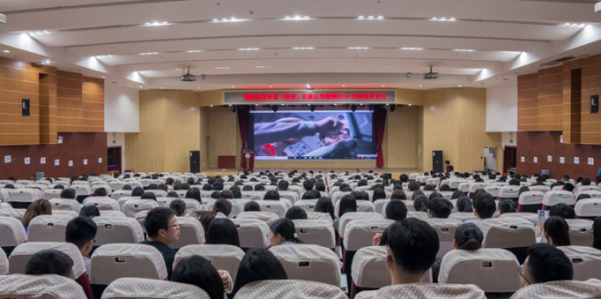港铁轨道交通(深圳)有限公司来校组建订单班