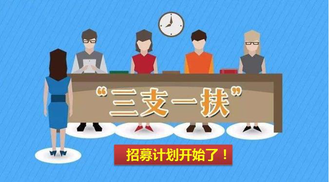 """2019年广东省高校毕业生""""三支一扶""""计划实施工作方案"""