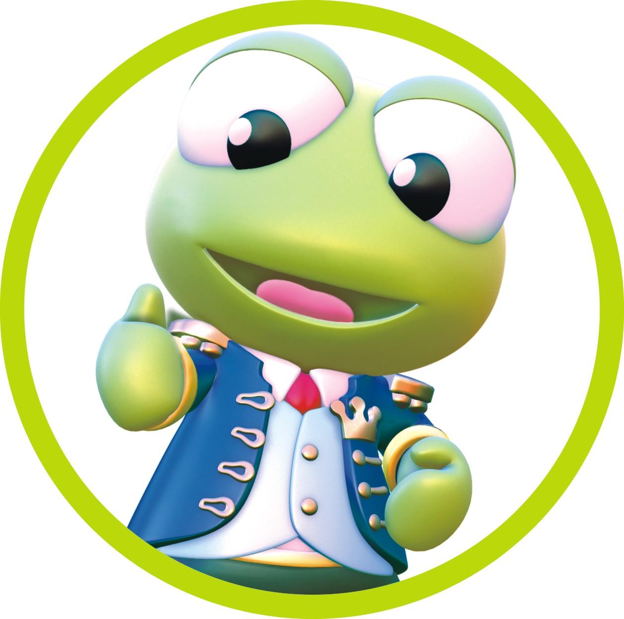 青蛙皇子童装宣讲会
