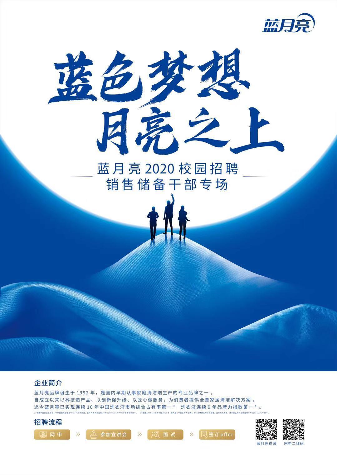 蓝月亮(中国)有限公司宣讲会