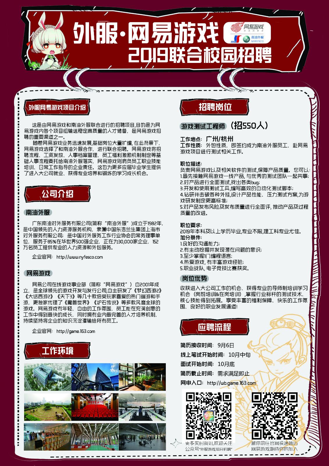 广东南油对外服务有限公司宣讲会