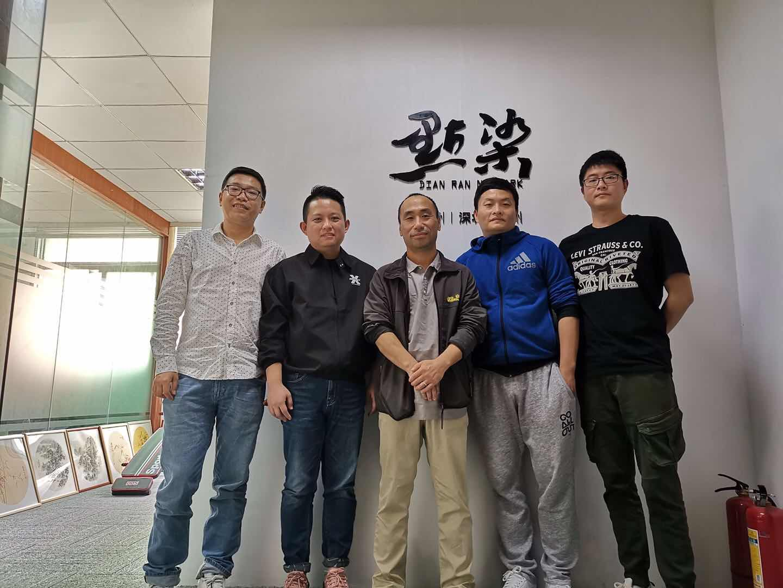 美术与设计学院教师赴深圳走访用人单位