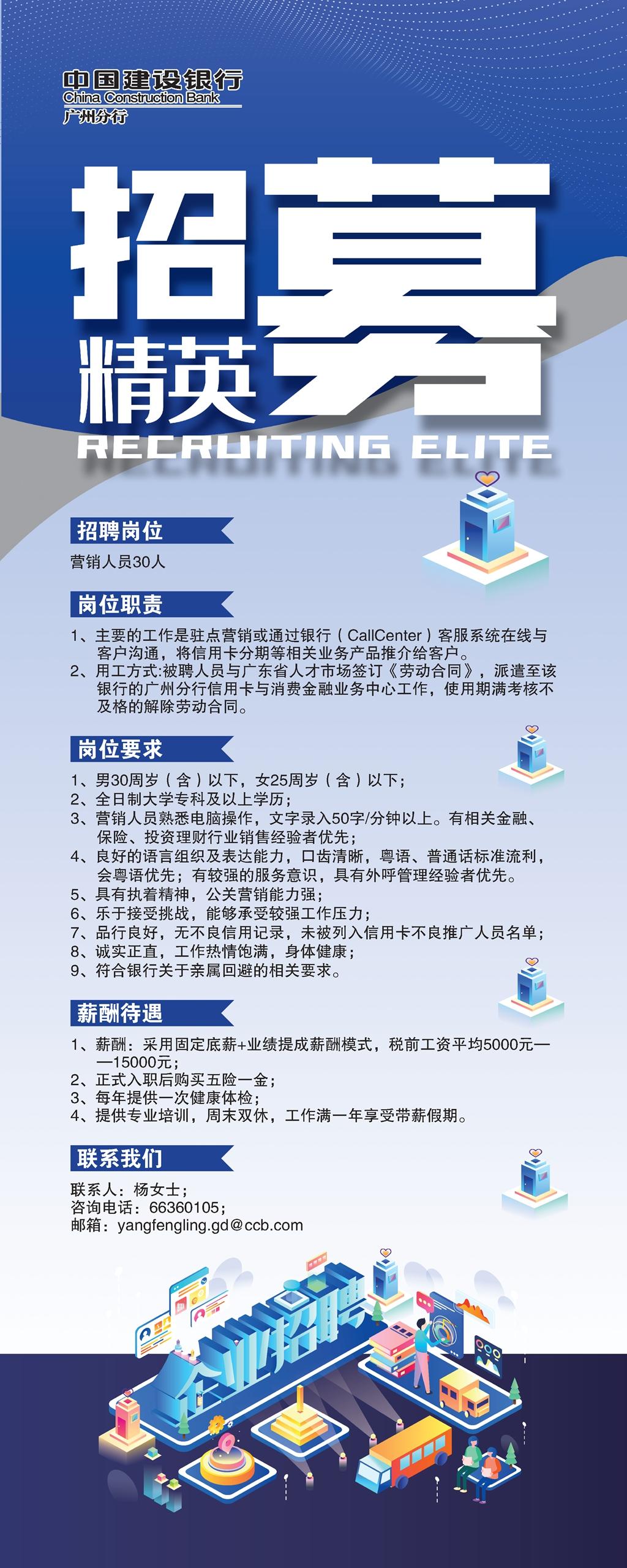 中国建设银行招聘